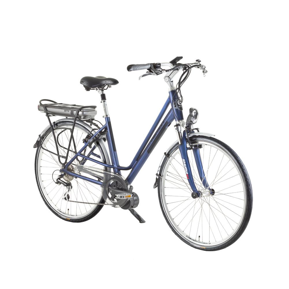test llobe e bike